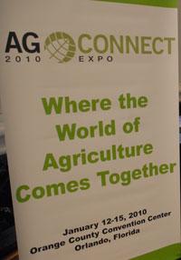 AEM Ag Connect Sign