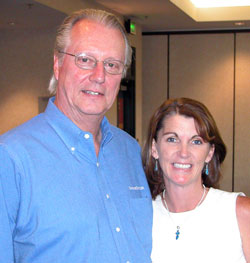 Jim Snider & Colleen Crowninshield
