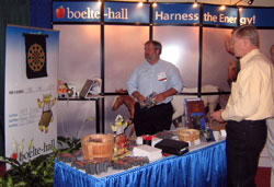 boelte-hall Booth