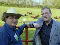 Irish Press Meets Buffalo