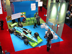 Novozymes Booth