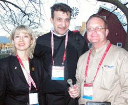 Interview With Igor Abakumov