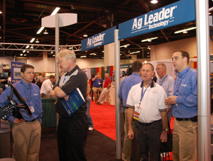 agleader at commodity classic