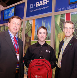 BASF ASA Scholarship winner