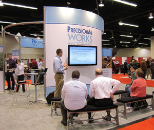 precision ag at commodity classic