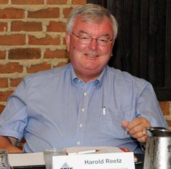 Harold Reetz