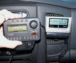 Dueling Satellite Radios