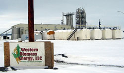 Western Biomass Energy