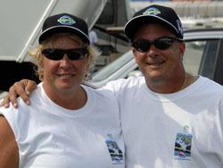 Liz & John Fry