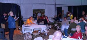 Monsanto Staff Meeting