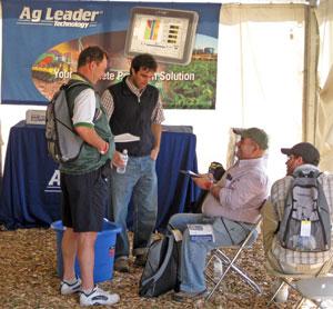 International Visitors to Farm Progress Show