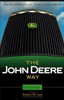 Book Cover - The John Deere Way
