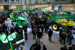 John Deere Exhibit at Agritechnica 2007