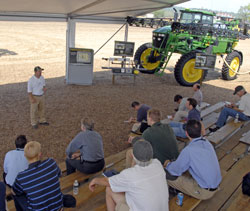John Deere Product Launch Field Day