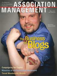 Association Management Magazine Cover