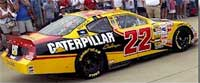Bill Davis Racing Challenger Car
