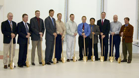 Soybean Breeding Plant Groundbreaking
