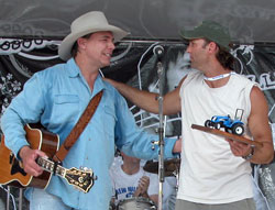 Michael Peterson & Wade Hayes