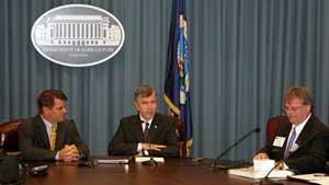 USDA Press Conference