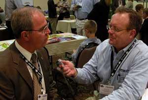 Leon Corzine & Chuck
