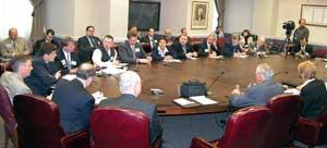 NAFB/USDA Press Conference