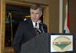 Secretary of Agriculture Mike Johanns