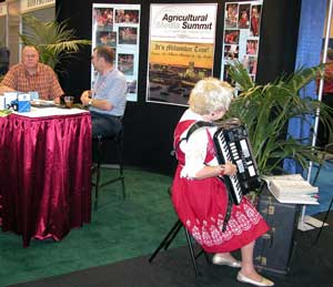 Ag Media Summit Booth