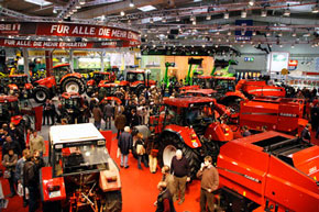 Case IH Display at Agritechnica 2007