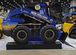 New Holland Construction Super Boom Skid Steer