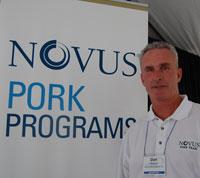 World Pork Expo 2008 Dan Meagher