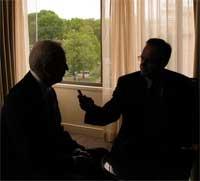 Chuck Interviews Glenn English