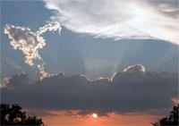Mid Missouri Summer Sunset