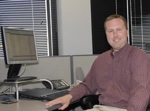 John Deere AMS Product Development Manager Darin Krantz