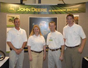 John Deere AMS