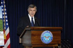 Sec. of Ag Mike Johanns