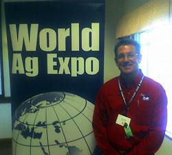 Jerry Sinift - World Ag Expo