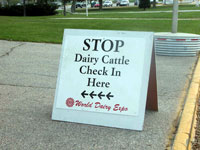 Cattle Check-in