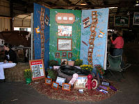 Barn Farm Display