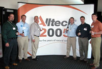 Alltech Reception