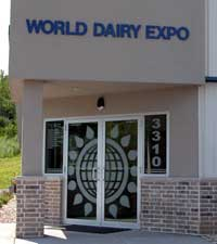 World Dairy Expo Office Building