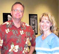 Chuck & Lisa Behnke