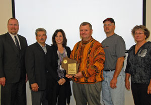 world dairy expo 2010 dairy business environmental award