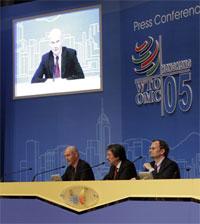 WTO Hong Kong Ministerial