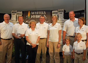 wyffels corn strategies illinois