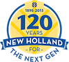 Coverage of the 2015 Agri-Marketing Conference is sponsored by New Holland
