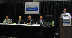 ROI Social Networking Panel