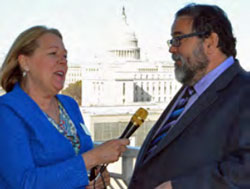 Cindy interviews RFA CEO Bob Dinneen